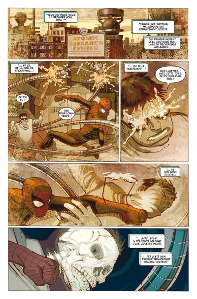 Page 8 Spider-Man - L'étrangère aux cheveux roux