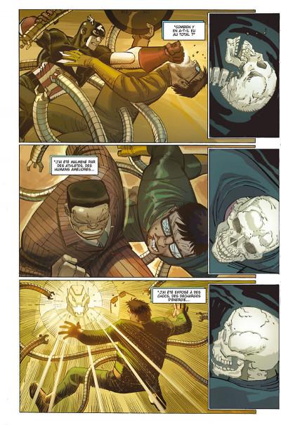 Page 9 Spider-Man - L'étrangère aux cheveux roux