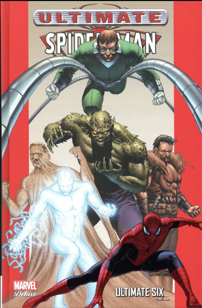Couverture Ultimate Spider-Man tome 5