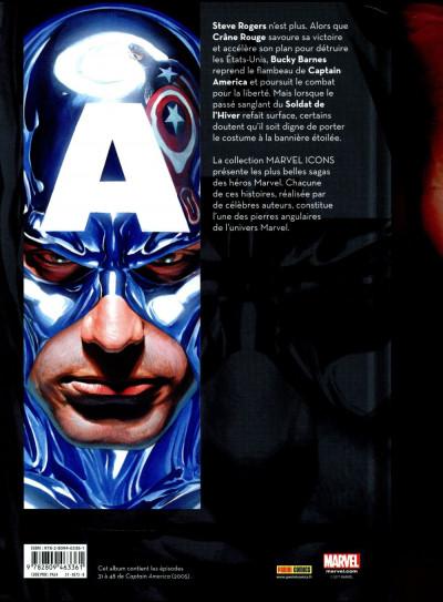 Dos Captain America par Brubaker et Epting tome 3