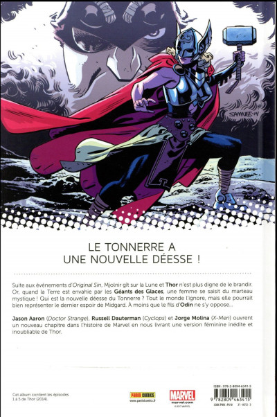 Dos Mighty Thor tome 1