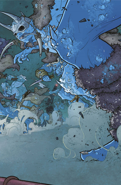 Page 0 Mighty Thor tome 1