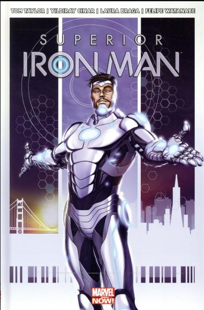 Couverture Superior Iron-Man