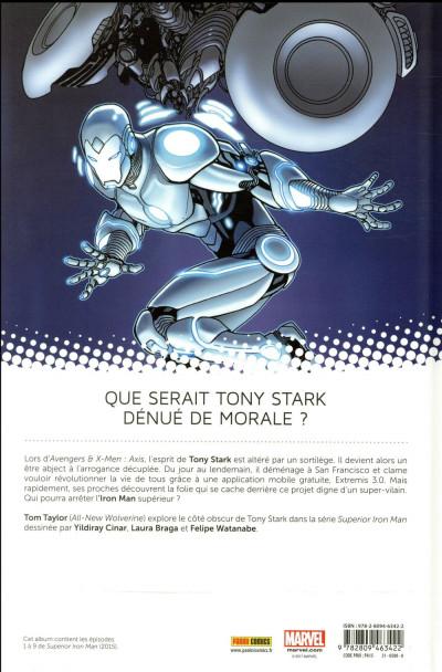 Dos Superior Iron-Man