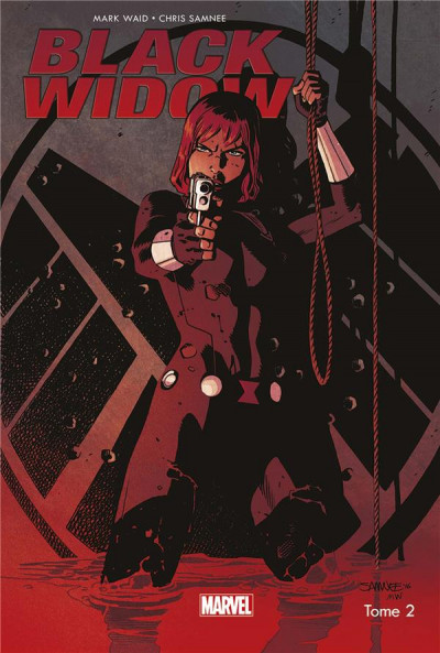Couverture Black widow - All-new all-different tome 2