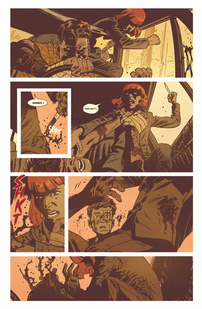Page 0 Black widow - All-new all-different tome 2