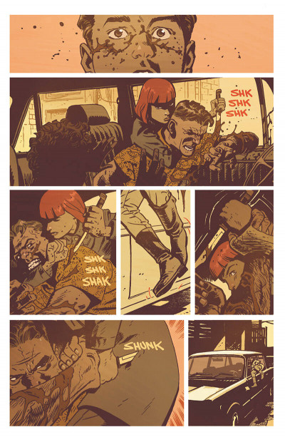 Page 9 Black widow - All-new all-different tome 2