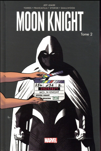Couverture Moon Knight - All-new all-different tome 2