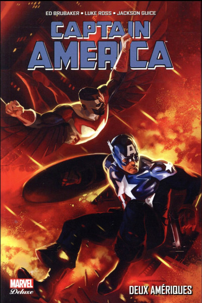 Couverture Captain America tome 7