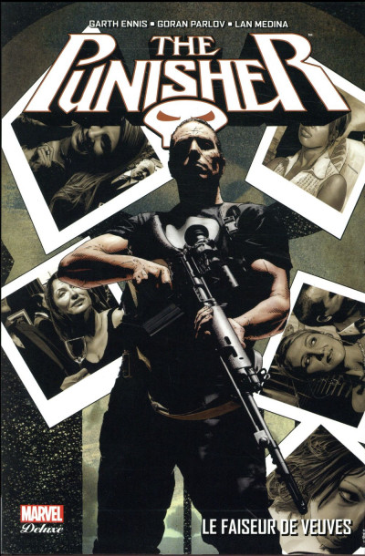 Couverture The Punisher tome 5