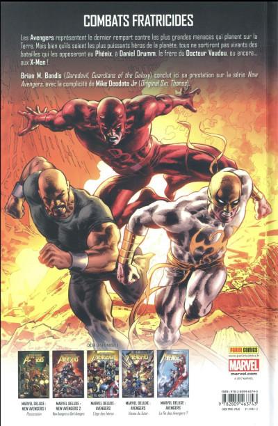 Dos New Avengers - L'âge des héros tome 3