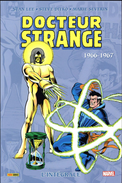 Couverture Docteur Strange - intégrale tome 2