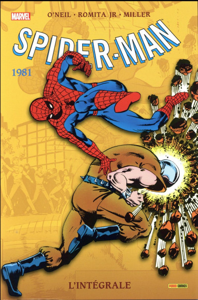 Couverture Amazing Spider-Man - intégrale tome 25