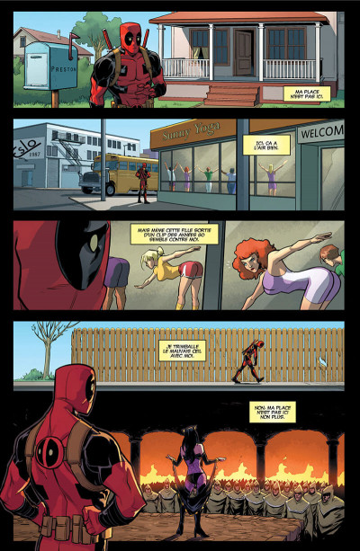 Page 6 Deadpool tome 8