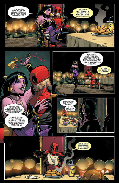Page 8 Deadpool tome 8