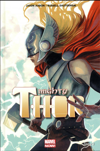 Couverture Mighty Thor tome 2