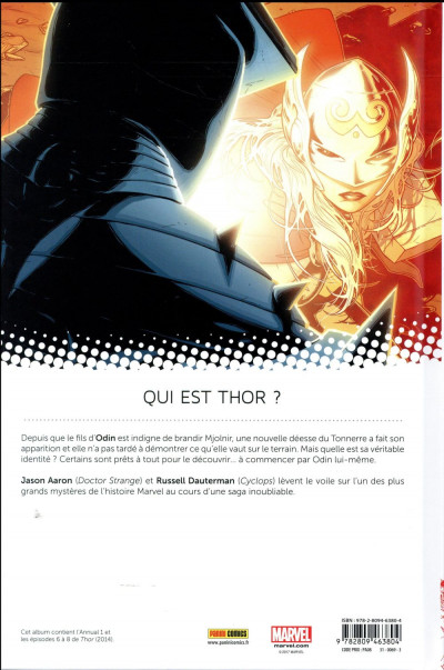 Dos Mighty Thor tome 2