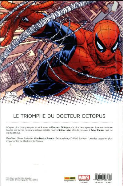 Dos Superior Spider-Man tome 0 - prélude