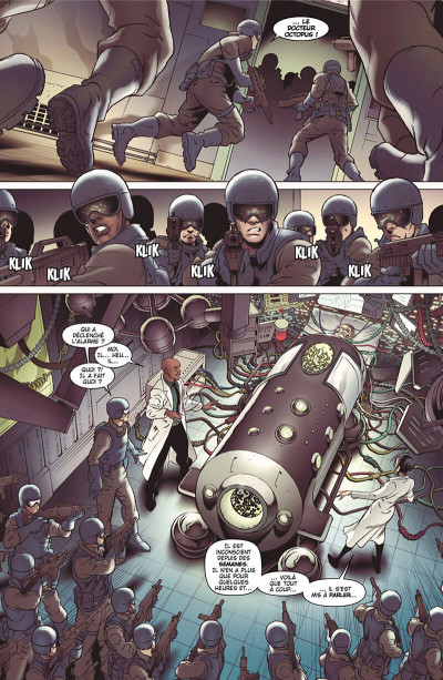 Page 8 Superior Spider-Man tome 0 - prélude