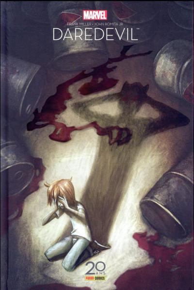 Couverture Daredevil - L'homme sans peur - édition 20 ans