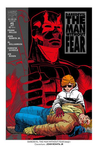 Page 5 Daredevil - L'homme sans peur - édition 20 ans