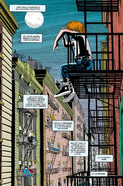 Page 6 Daredevil - L'homme sans peur - édition 20 ans