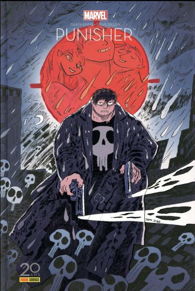 Couverture Punisher - édition 20 ans