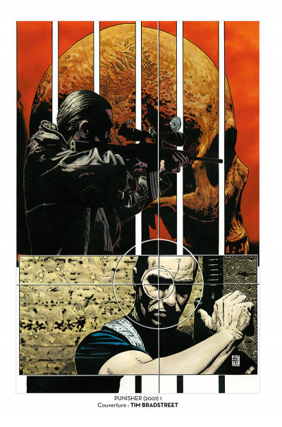 Page 5 Punisher - édition 20 ans