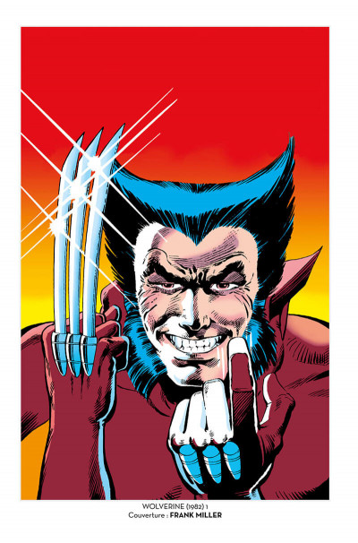 Page 5 Wolverine - édition 20 ans