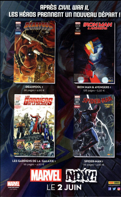 Dos Iron Man & Avengers tome 1