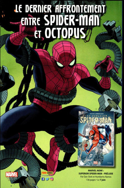 Dos Spider-Man universe tome 1