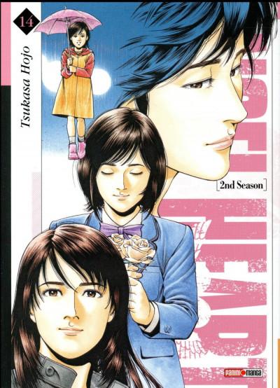 Couverture Angel heart - saison 2 tome 14