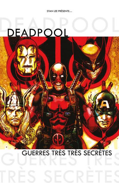 Page 2 Deadpool - Les guerres très très secrètes