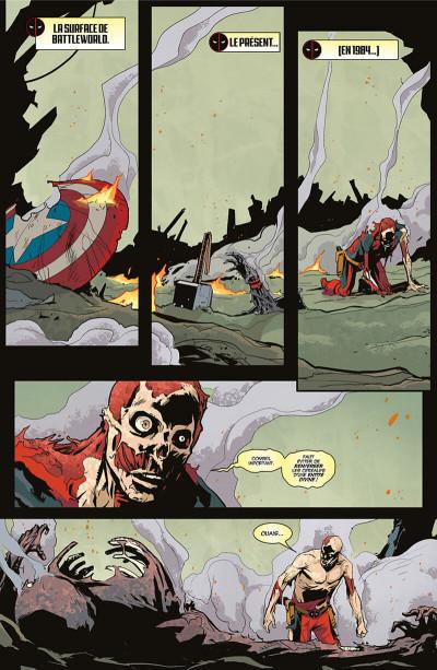 Page 6 Deadpool - Les guerres très très secrètes
