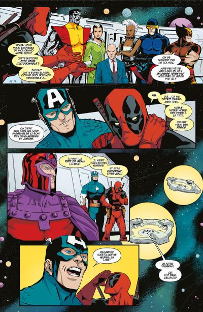 Page 9 Deadpool - Les guerres très très secrètes