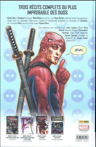 Dos Deadpool / Spider-Man