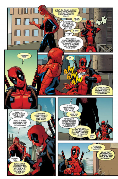 Page 8 Deadpool / Spider-Man