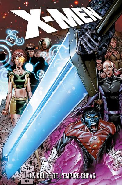 Page 2 X-Men - La chute de l'empire Shiar