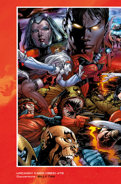 Page 7 X-Men - La chute de l'empire Shiar