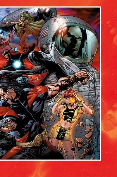Page 8 X-Men - La chute de l'empire Shiar