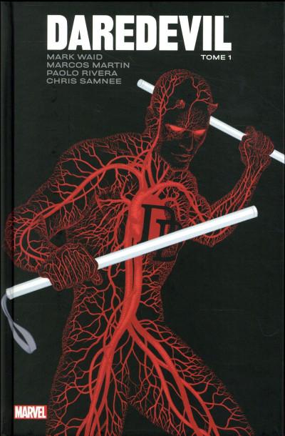 Couverture Daredevil par Waid tome 1