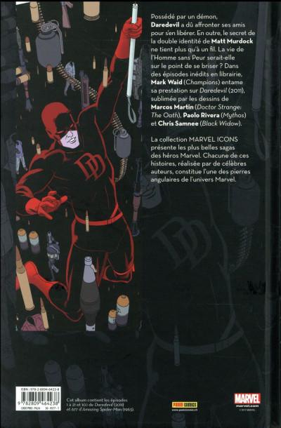 Dos Daredevil par Waid tome 1