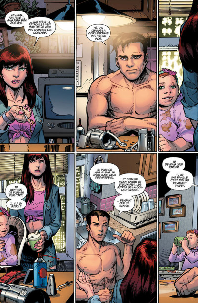 Page 7 Secret wars - Spider-Man - Renew your vows