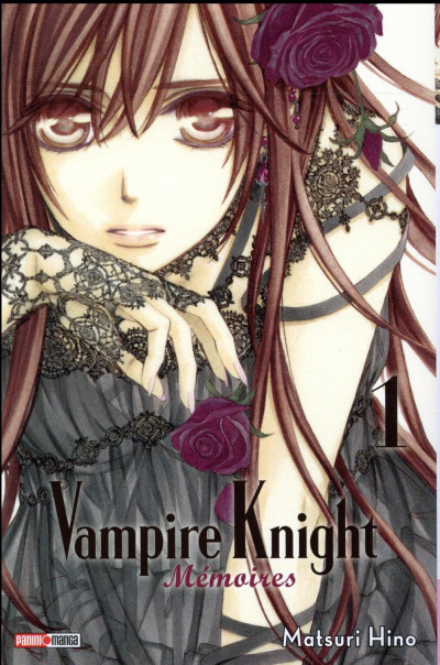 Couverture Vampire knight memoires tome 1