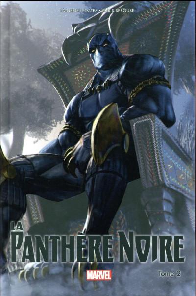 Couverture La panthère noire - all-new all-different tome 2