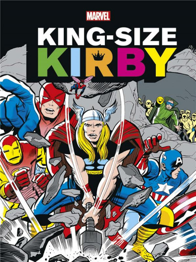 Couverture King-size Kirby