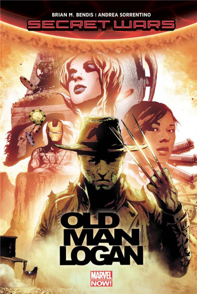 Couverture Old man Logan - Secret wars