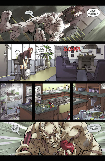 Page 9 Deadpool tome 8