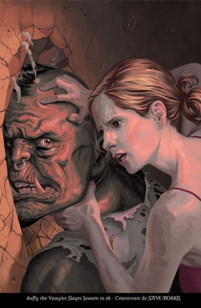 Page 3 Buffy contre les vampires - saison 10 tome 6