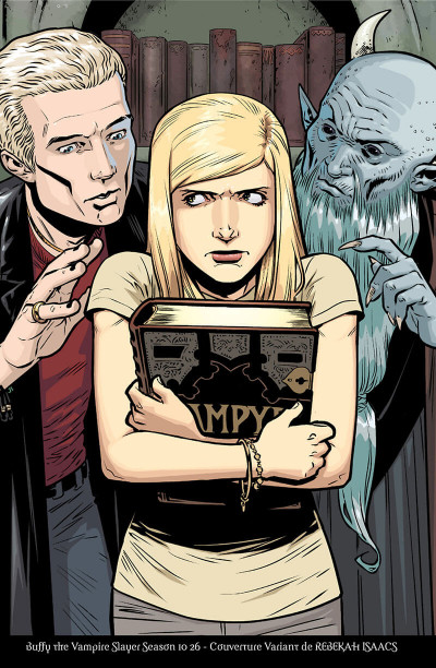 Page 4 Buffy contre les vampires - saison 10 tome 6